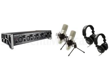 TASCAM TRACKPACK 4X4 - KIT CON INTERFACCIA AUDIO d826d891adb2