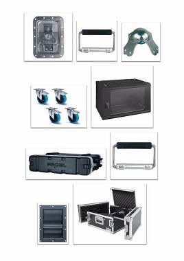 Bacchi tecnologie audio GRIGLIE - MANIGLIE - ANGOLARI - ACCESSORI