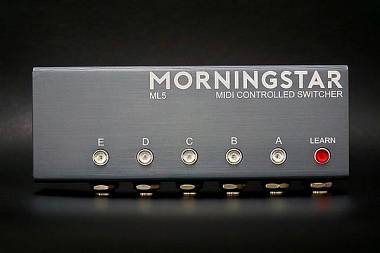 Morningstar ML5 MIDI Loop Switcher