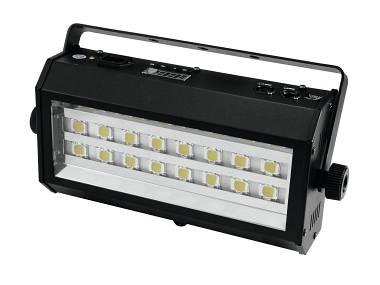 Strobo LED COB 16x10W dmx e frequenza flash regolabile e accecatore OFFERTA