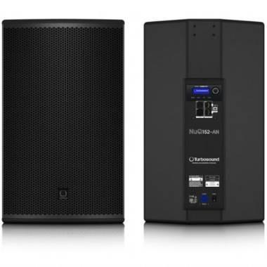 """Cassa Diffusore Attivo 15"""" + 1"""" 2500 watt KLARK TEKNIK DSP Technology NuQ152-AN Turbosou"""