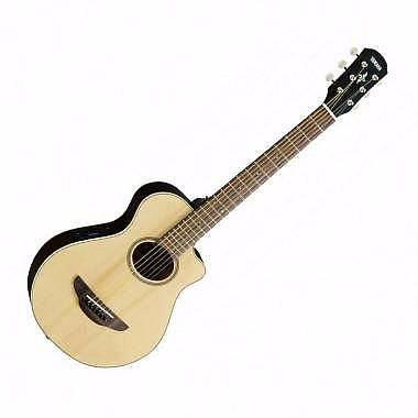 Yamaha APX-T2 TRAVEL GUITAR CON CUSTODIA
