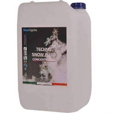 20lt Liquido della neve concentrato = 800lt