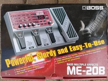 Multieffetto per Basso Boss ME-20B