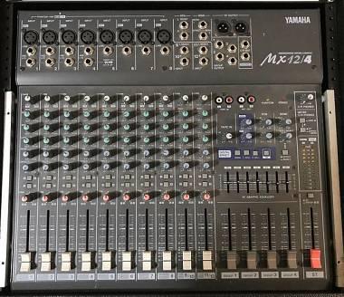 Yamaha mx12/4