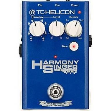 TC Helicon Harmony Singer 2 PROCESSORE  PER VOCE CON HARMONY, REVERB E TONE