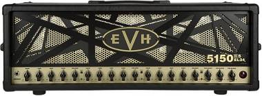EVH 5150 III 100W EL34 BLACK TESTATA VALVOLARE 100 WATT + FOOTSWITCH