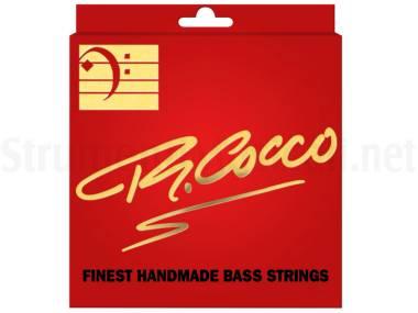 Cocco Rc5fatp - Muta Di Corde Per Basso Elettrico 5 Corde Stainless Steel Round Wound 044/128