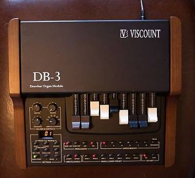 Viscount db3