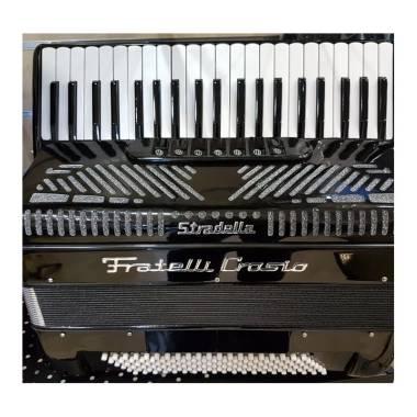Organetto Fratelli Crosio Fisarmonica Studio 120 Bassi