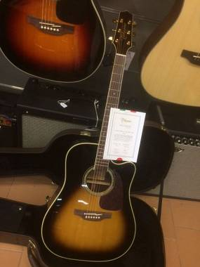 Takamine Pro Selected PS5DC-TB
