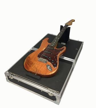 RTF Flight case guitar tech backliner