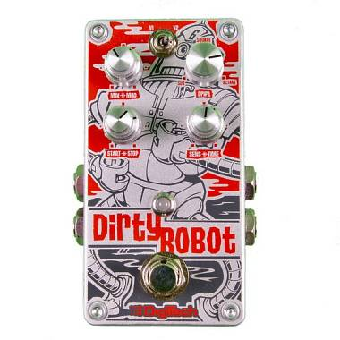DIGITECH DIRTY ROBOT  MINI SYNTH STEREO PEDAL