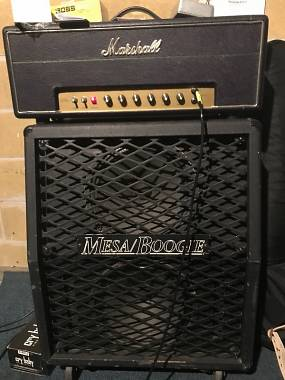 Mesa Boogie Cassa 2x12 Half back verticale Celestion V30 vintage 30. Ribasso!