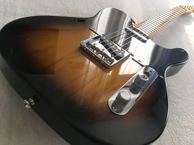 Fender Telecaster Classic Player Baja, 2T Sunburst, MN