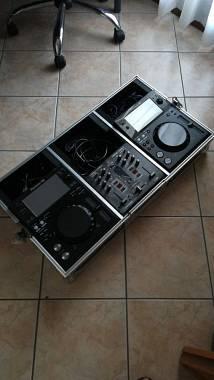 Pioneer XDJ700 (Coppia) + Case Magma