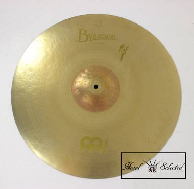 "MEINL BYZANCE VINTAGE SAND RIDE 22"" BENNY GREB ""HAND SELECTED"" - B22SAR - PIATTO RIDE"