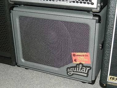 Aguilar  SL112 Limited Edition Dorian Gray