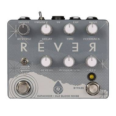 Old Blood Noise Endeavors Rêver Reverse Delay and Reverb - IN ARRIVO A FEBBRAIO!