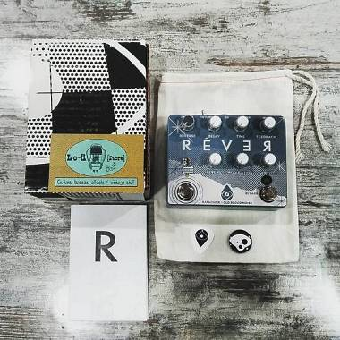 Old Blood Noise Endeavors Rêver Reverse Delay and Reverb - IN ARRIVO!
