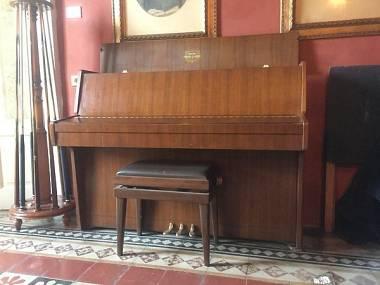 Pianoforte verticale kawai ce7 noce satinato con sgabello #5833639