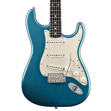 FENDER STRATOCASTER CLASSIC SERIES '60S LAKE PLACID BLUE