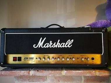 Marshall Jcm 2000 DSL (BRBS MOD + MASTER VOLUME)