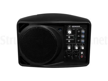 Mackie Srm150 - Speaker Attivo Con Eq 3 Bande/ Mixer 3 Canali 150w