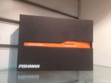 Fishman PRO-MAN-EL2 ELLIPSE BL Sistema di Amplificazione
