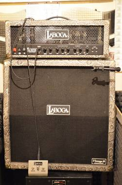 Laboga Testata Hi Gain Mr Hector + Cassa 4x12. Limited Edition, come NUOVO