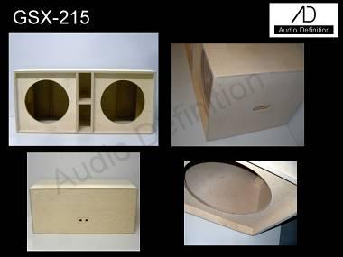 """AUDIO DEFINITION P.A. """"GSX-215"""""""
