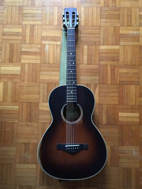 Ibanez AVN 11 - ABS Artwood Vintage