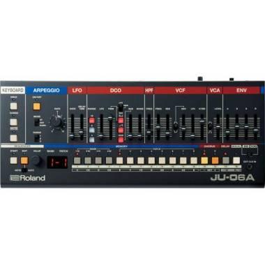ROLAND JU-06A Sintetizzatore stile vintage