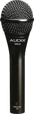 Audix OM2 Microfono Dinamico per Voce , borsetta inclusa