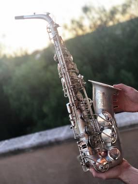 Ripamonti Sax Contralto Jazz Custom VI serie