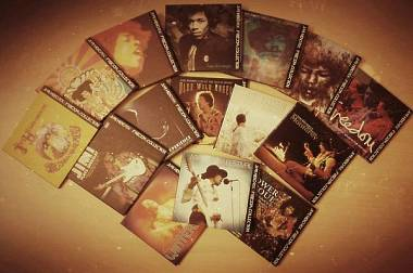 Jimi hendrix Freedom collection COLLEZIONE COMPLETA CD+DVD