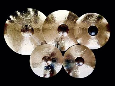 Centent Cymbals LAD lista prezzi Hi Hat, Crash, Ride, Ozone, China, ecc