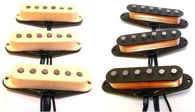 DREAMSONGS A35 STRATOCASTER PICKUPS