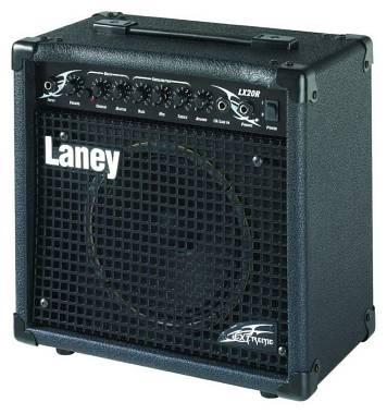 "Laney - LX20R - combo 1x8"" - 20W - 2 canali - c/riverbero"