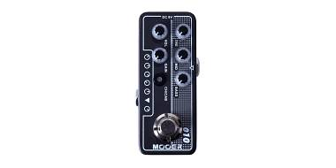 Mooer - 010 TWO STONES Preamplificatore a due canali