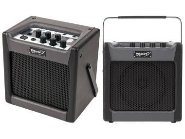 Fender Passport Mini - AMPLIFICATORE PORTATILE 7W PER CHITARRA/VOCE E STRUMENTI