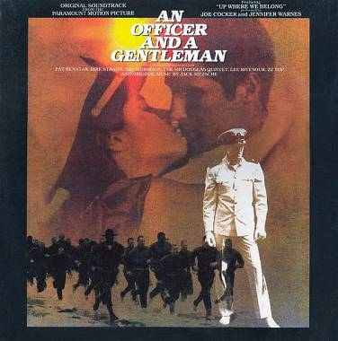 An Officer And A Gentleman : Island Records ORL 19867 VINILE COME NUOVO