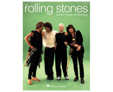 Hal Leonard The Rolling Stones sheet music anthology
