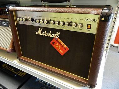 Marshall AS50D Soloist