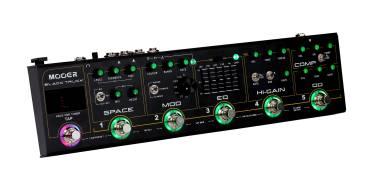Mooer - Black Truck Pedaliera multieffetto per chitarra elettrica