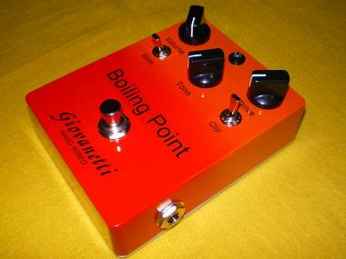 Giovanetti Hand Wired RockBox Boiling Point clone