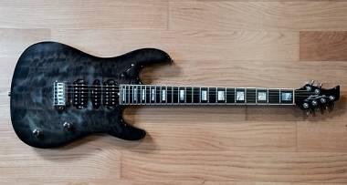 Rash Guitars Master custom