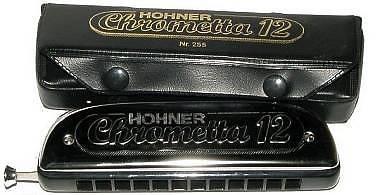 HOHNER CHROMETTA 12 DO 255/48C
