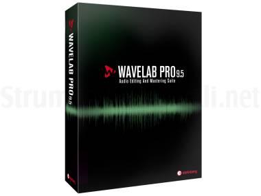 Steinberg Wavelab Pro 9.5 - Educational - Suite Di Software Per Editing E Mastering Audio