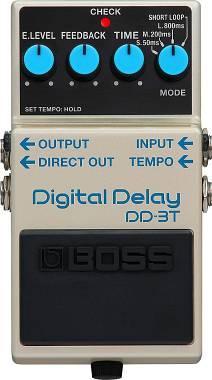 BOSS DD-3T  DELAY DIGITALE  PER CHITARRA